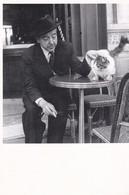 Thèmes >  Photographes > Robert Doisneau  Jacques Prevert 1946 - Doisneau