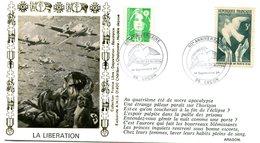 Bureau Temporaire Luçon Du 14 Septembre 1994 - 50e Anniversaire  - X 709 - WW2 (II Guerra Mundial)