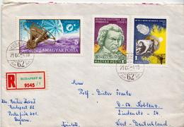 Postal History Covers: Hungary R Cover - Hungary