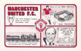 MANCHESTER UNITED F.C. - Soccer