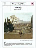 Fiche D'auteur Sur La Gloire De Mon Père De Marcel Pagnol - Learning Cards