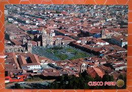 CUSCO PERU   CARTOLINA - Perù