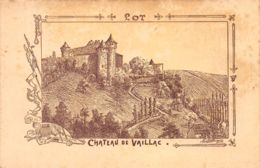 46-VAILLAC LE CHATEAU-N°R2127-H/0233 - France