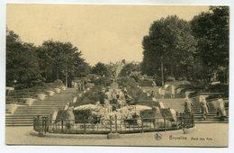 CPA - Carte Postale - Belgique - Bruxelles - Mont Des Arts - 1935 (SV5918) - Marktpleinen, Pleinen