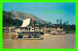 STONE MOUNTAIN, GA - MARINA - SHIPS,  GENERAL ROBERT E LEE - PUB. BY ATLANTA NEWS AGENCY INC - - United States