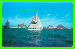 VOILIERS -  CAP'T STARN'S INLET - CAPT STARN'S RESTAURANT & BOATING CENTER AT INLET - - Voiliers