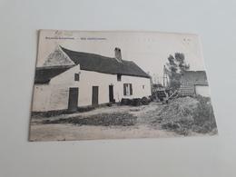 BRUXELLES - SCHAERBEEK  Une Vieille Maison Oblitéré En 1907 - Schaerbeek - Schaarbeek