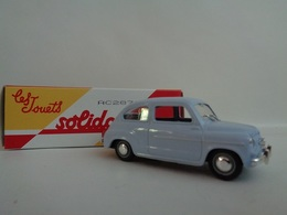 FIAT 600 D - 1963 -Solido - Solido