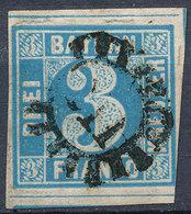 Stamp Bavaria 1849 3kr Used Lot44 - Beieren