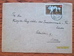 BÜRGLEN, URI 1951 - Schweiz