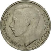 Monnaie, Luxembourg, Jean, Franc, 1955, TTB, Copper-nickel, KM:55 - Luxembourg