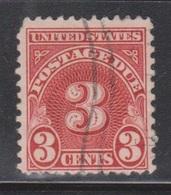 USA Scott # J82 Used - Postage Due - Postage Due