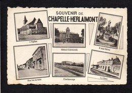 Belgique / Souvenir De Chapelle Herlaimont / Vues Multiples - Chapelle-lez-Herlaimont