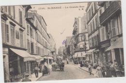 SAINT MANDE LA GRANDE RUE TBE - Saint Mande