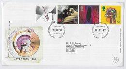 GB 1999; Stamp Chess Ajedrez  ; Turing - 1952-.... (Elizabeth II)