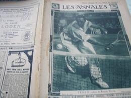 ANNALES / TENNIS/ ATHENES CAMILLE SAINT SAENS - 1900 - 1949