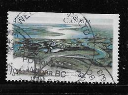 CANADA, 1994, USED # 1513,   HERITAGE RIVERS: MACKENSIE RIVER In NWT - 1952-.... Règne D'Elizabeth II