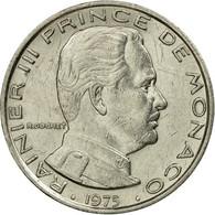 Monnaie, Monaco, Rainier III, Franc, 1975, TTB, Nickel, Gadoury:MC 150, KM:140 - Monaco