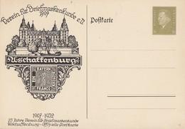 DR Privat-GS PP111 C6 Postfrisch Verein Der Briefmarkenkunde Aschaffenburg - Deutschland