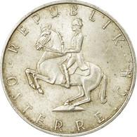 Monnaie, Autriche, 5 Schilling, 1965, TTB, Copper-nickel, KM:2889a - Austria