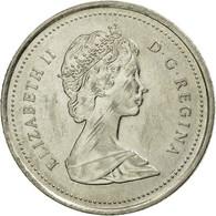 Monnaie, Canada, Elizabeth II, 25 Cents, 1989, Royal Canadian Mint, Ottawa, TTB - Canada