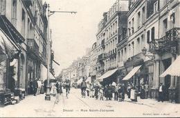 NORD - 59 -  DOUAI - Rue St Jacques - Superbe Animation - Douai