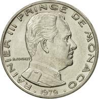 Monnaie, Monaco, Rainier III, Franc, 1979, SUP, Nickel, Gadoury:MC 150, KM:140 - Monaco