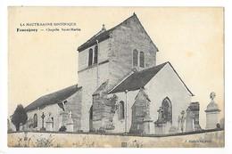 FAUCOGNEY  (cpa 70)  Chapelle Saint-Martin  -  L 1 - France