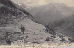 SUISSE - Col De La FORCLAZ - Zonder Classificatie