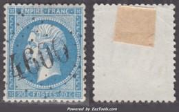 GC 4600 (Courrières, Pas-de-Calais (61)), Cote 10€ - 1849-1876: Classic Period