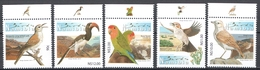 Namibia 2013 Mi.No. 1430 - 1434  Birds - II  5v  MNH ** - Namibia (1990- ...)