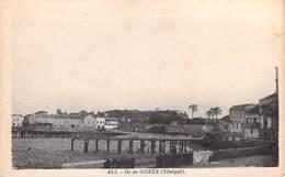 SENEGAL-ILE De GOREE  (- Editions :Alharet Dakar  N°453)*PRIX FIXE - Senegal
