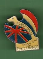 JO ALBERTVILLE 92 *** PIERRE GRANGE *** 0078 - Olympische Spelen