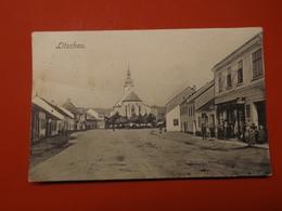AUSTRIA- LITSCHAU - 1909 - Austria