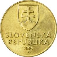 Monnaie, Slovaquie, 10 Koruna, 1994, TB+, Aluminum-Bronze, KM:11 - Slovakia