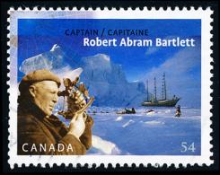Canada (Scott No.2337 - Cap. Robert A. Bartlett) [**] - 1952-.... Règne D'Elizabeth II