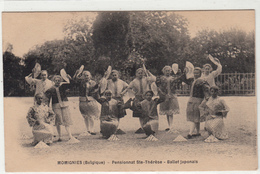 CPA- MOMIGNIES (Belgique) Pensionnat Ste-Thérèse - Ballet Japonnais-1930- 2scans TBE - Momignies