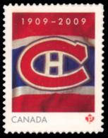 Canada (Scott No.2339 - 100e Du Canadien De Montréal / Montreal Canadians 100th) [**] - 1952-.... Règne D'Elizabeth II