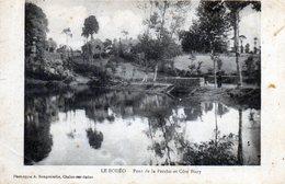 Le Bodéo. Pont De La Perche Et Côte Bisry. - France
