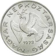 Monnaie, Hongrie, 10 Filler, 1972, Budapest, SUP, Aluminium, KM:572 - Hungary