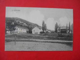 Soroki. Bessarabia View Of The Town. Russian Postcard - Moldavie