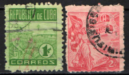 CUBA - 1948 - INDUSTRIA CUBANA DEL TABACCO - USATI - Cuba