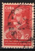 CUBA - 1940 - GONZALO DE QUESADA - USATO - Cuba