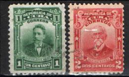 CUBA - 1911 - BARTOLOME' MASO - MAXIMO GOMEZ - USATI - Cuba