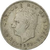 Monnaie, Espagne, Juan Carlos I, 25 Pesetas, 1982, TB, Copper-nickel, KM:824 - [ 5] 1949-… : Royaume