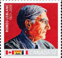Canada (Scott No.2370 - Romeo Lablanc) (**) - 1952-.... Règne D'Elizabeth II