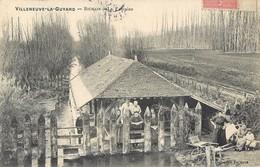VILLENEUVE-LA-GUYARD BICHAIN LA FONTAINE 89 - France