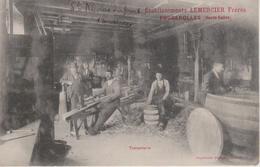 70 - FOUGEROLLES - ETS LEMERCIER - LA TONNELLERIE - BEAU PLAN - France