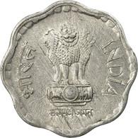 Monnaie, INDIA-REPUBLIC, 10 Paise, 1986, TB+, Aluminium, KM:39 - Inde