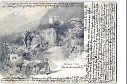 16636 SCHLOSS TIROL - Autriche
